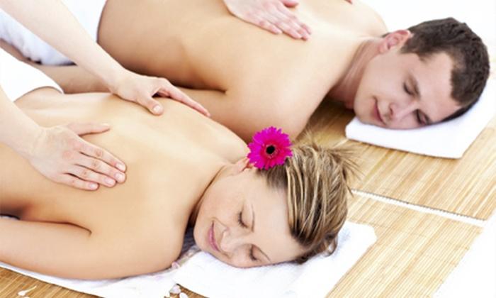 Cinema Wellness - East LA: Swedish, Deep-Tissue, or Shiatsu Massage for One or Two or Massage and Facial for Two at Cinema Wellness (Up to 73% Off)