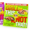 Drink This, Not That! and Grill This, Not That! Book Bundle