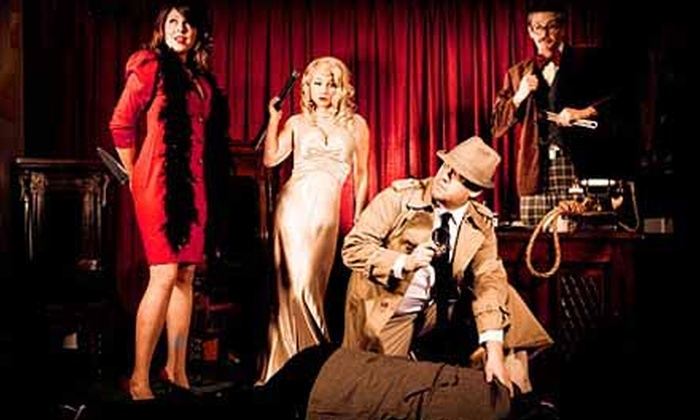 The Murder Mystery Company - West Grand: Dinner Show for One or Two from The Murder Mystery Company (52% Off)