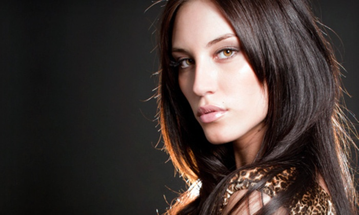 VanStrand Hair Salon - Brooklyn Center: $99 for a Brazilian Blowout at VanStrand Hair Salon in Brooklyn Center (Up to $250 Value)
