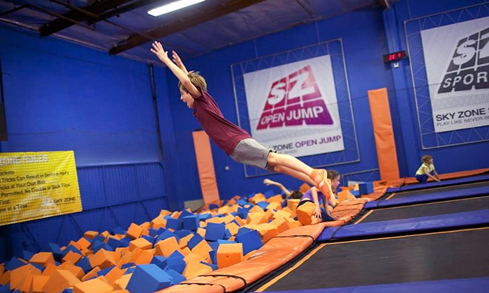 Coupon sky zone roswell