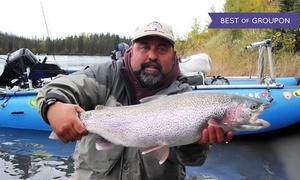 Alaska Fishing Service: Full-Day Fishing Trip for Two at Alaska Fishing Service (40% Off)