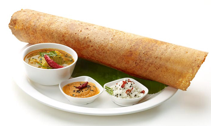 Dosas, 3-Course Meals & Fresh Lime Juice at Sagar Ratna, Sector 118, Mohali