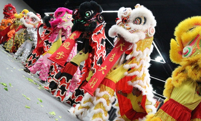 2016 Chinese New Year Cultural Fair - Oregon Convention Center: 2016 Chinese New Year Cultural Fair on Saturday, February 6, at 10 a.m.