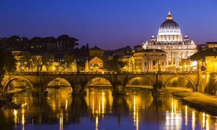 Rom: 2-6 Tage zu zweit inkl. Frühstück und 1x Flasche Wein auf dem Zimmer im Scheppers Hotel