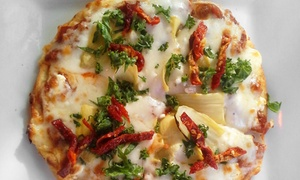 Melody : Mediterranean Brunch or Dinner for Two or Four at Melody  (Up to 47% Off)