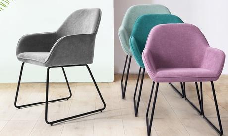 2 sedie Chuck disponibile in 3 colori