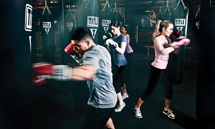 Title Boxing - Framingham - Framingham: $19 for Boxing or Kickboxing Classes at Title Boxing ($75 Value)
