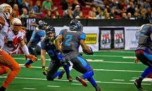 Portland Thunder vs. Las Vegas Outlaws: $12.50 for One Ticket to a Portland Thunder Arena Football Game at the Moda Center on Saturday, August 1 ($41.25 Value)