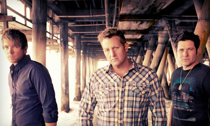 Rascal Flatts - Hollywood Casino Amphitheatre: Rascal Flatts with The Band Perry at First Midwest Bank Amphitheatre on Saturday, August 17 at 7:30 p.m. (Up to 46% Off)