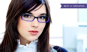 Optiks International: CC$175 Groupon Toward Prescription Glasses with a Free Second Pair from Optiks International