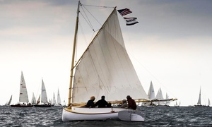 Cape Cod Maritime Museum: 1.5- or 3-Hour Private Sail for Up to Six with Membership to Cape Cod Maritime Museum (Up to 63% Off)