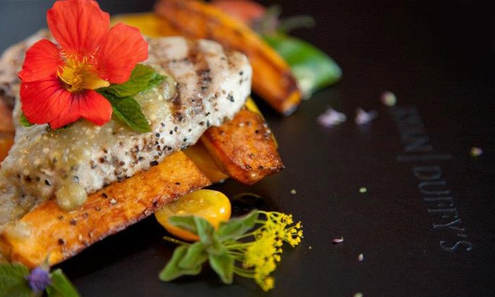 Ryan Duffy's Steak & Seafood - Downtown Halifax: C$25 for C$50 Worth of Steak-House Cuisine for Dinner After 5 p.m.at Ryan Duffy's Steak & Seafood