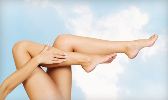 Springhall Aesthetics - Goose Creek: Three Laser Hair-Removal Treatments on a Small, Medium, or Large Area at Springhall Aesthetics (Up to 80% Off)