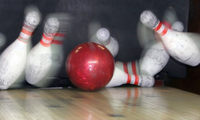 Center Bowl - Anchorage: $22 for One Hour of Bowling and Shoe Rental for Up to Five at Center Bowl (Up to $45 Value)