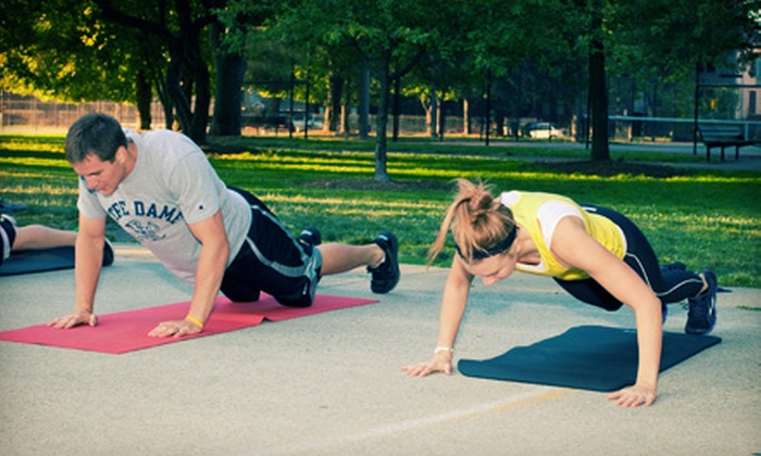 TriFit Boot Camps - Multiple Locations: 10 or 20 Outdoor Fitness Classes from TriFit Boot Camps (Up to 84% Off)