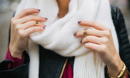 Shellac Manicure or Pedicure, or Both at N SPA (Up to 66% Off)