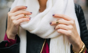 N SPA: Shellac Manicure or Pedicure, or Both at N SPA (Up to 66% Off)