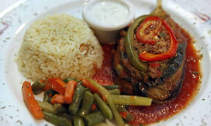 Istanbul Cafe - Central Business District: $11 for $20 Worth of Mediterranean Food at Istanbul Cafe