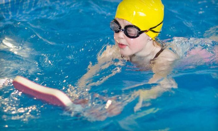 Cogua Aquatics - Chino: Four Group or Private Swim Lessons at Cogua Aquatics (Up to 62% Off)