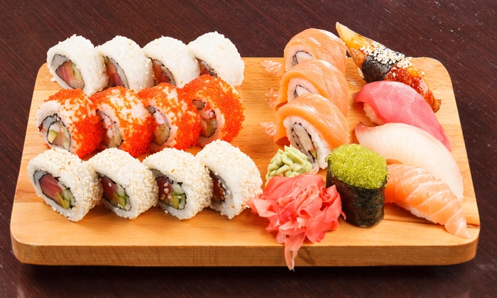 I Sushi - Lafayette: $1 Buys You a Coupon for Save 10% On Party Trays at I Sushi