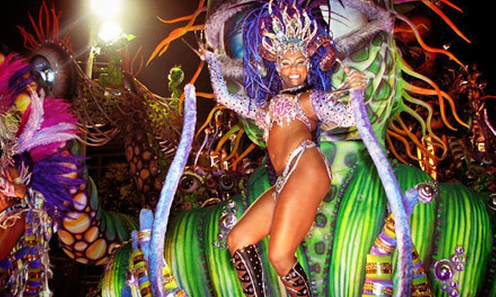 Vegas Loves Brazil - Las Vegas: Vegas Loves Brazil Cultural Festival for Two at Clark County Amphitheater on Saturday, April 13, at 1 p.m. ($50 Value)