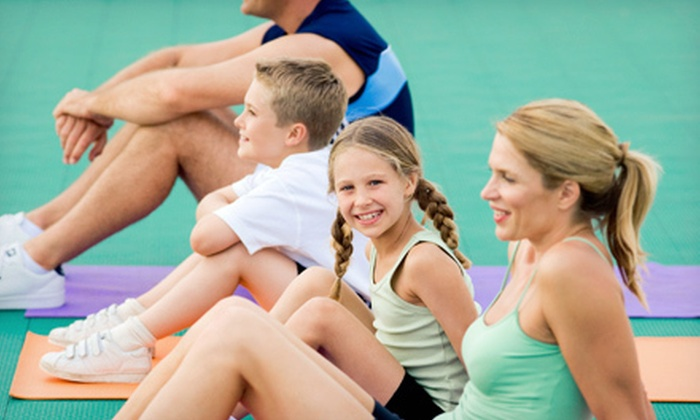 YMCA of Western North Carolina - Multiple Locations: 30-Day Adult or Family Membership at YMCA of Western North Carolina (Up to 82% Off)
