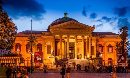 Palermo: fino a 5 notti all'Hotel Gallery House con colazione, pasticceria, prosecco e cena tipica in opzione per 2