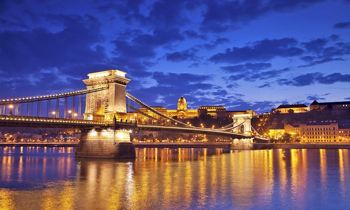 Bargain Late Holidays - Budapest: ✈ Budapest: Up to 4 Nights at a Choice of 4* Hotels with Flights and Option for SzechenyiSpa Entry*