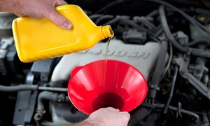 Up to 86% Off Oil-Change at Prior's Chevron Auto Care