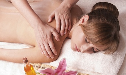 One or Three 60-Minute Swedish or Deep-Tissue Massages at Massage Gina Spa (Up to 60% Off)
