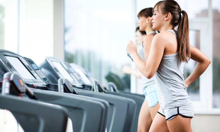Frontier Fitness Club - Benson: $59 for a Three-Month Gym Membership to Frontier Fitness Club ($135 Value)
