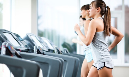 Three- or Six-Month Gym Membership to Frontier Fitness Club (Up to 63% Off)
