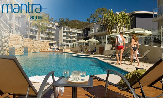 4* Mantra Nelson Bay: 2N for 4 0