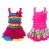 Kids' Dress-Up Ruffle Dresses