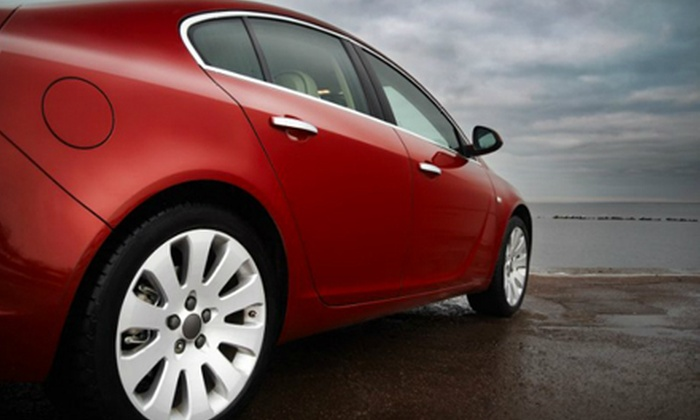 Skid Marks Tires & Auto Service - Multiple Locations: $45 for $100 Toward Tires and Maintenance Services at Skid Marks Tires & Auto Service
