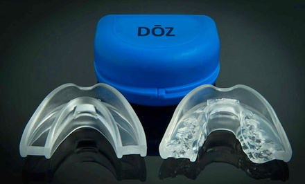 DŌZ Anti-Snoring Custom Moldable Mouthpiece