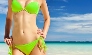 Elysian Medi Spa: Hair Removal or Spray Tans at Elysian Spa and Salon (Up to 51% Off). Three Options Available.