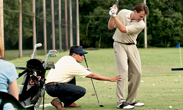 Cannon Golf - Shirley Park Golf Course: One- or Two-Hour Golf Lesson with Video Analysis at Cannon Golf (Up to 78% Off)