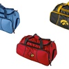 NCAA Athletic Duffel Bag