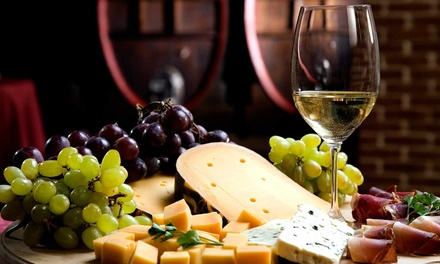 Themed Wine and Cheese Tastings at Crush and Slate (52% Off). 16 Options Available.