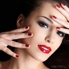 Eye Treatments With Manicure