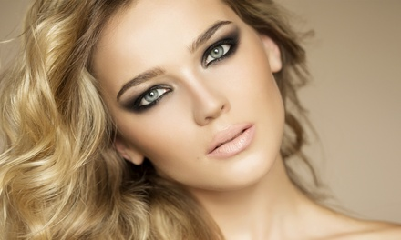 Upper or Lower Eyeliner $99, Eyebrow Feathering $99 or Both $269 at Cosmetic Tattooing by Aalli Up to $990 Value