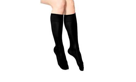 Foot Doctor Support Compression Recovery Dress Socks