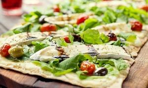 Morelia: Desde $239 por empanadas + pizzas clásicas a la parrilla + cervezas para dos o cuatro en Morelia. Elegí sucursal