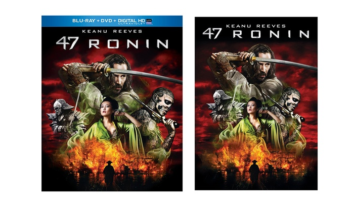 47 Ronin on DVD or Blu-ray: 47 Ronin on DVD or Blu-ray from $19.99–$24.99. Free Returns.