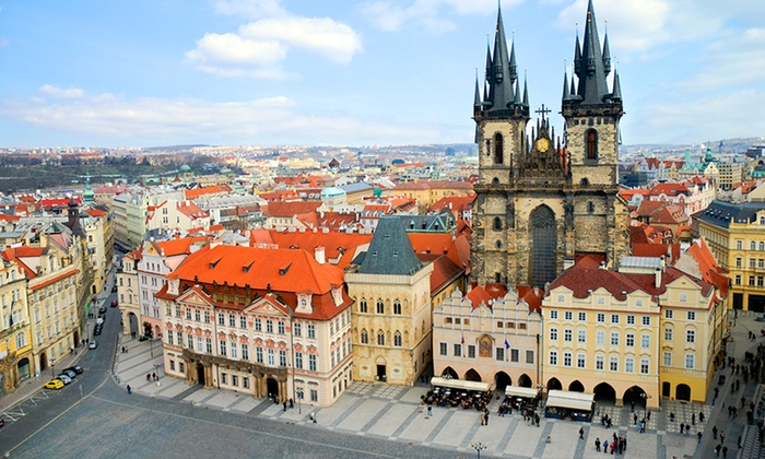 11 Day Central Europe Vacation With Airfare From Go Today