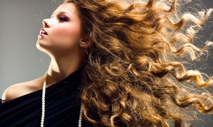 From Hair On - Port Moody: Haircut and Conditioning with Optional Partial Highlights or Single-Process Colour at From Hair On (Up to 64% Off)