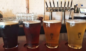 Empirical Brewery: Beer Flights for Two or Four at Empirical Brewery (Up to 27% Off)
