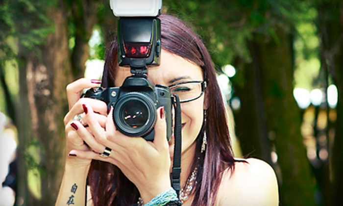 Light Graspers - Fort Worth: $75 for Four Photography Classes at Light Graspers ($150 Value). Two Times Available.